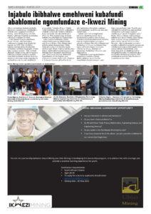 Diesel Mechanic Learnership Ikwezi Mining